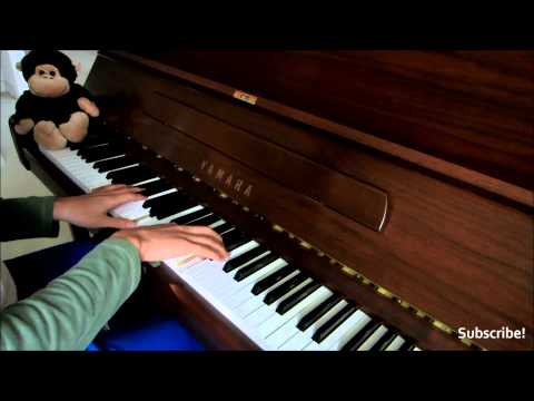 Hero - Abandon [Piano Cover]