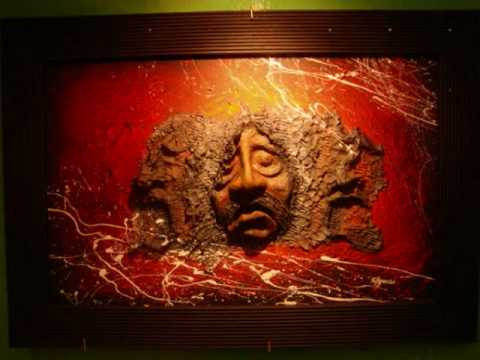 BAYHO-(face) -art exhibition against climate change!! by kit gresos