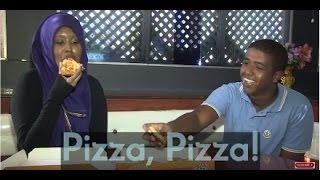 SOMALIA VLOG | My Mogadishu Summer: Pizza, Pizza!