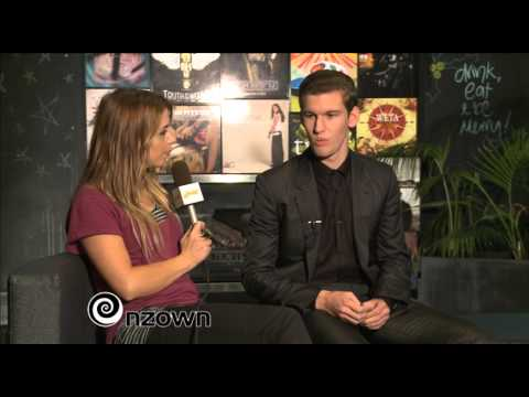 NZOWN - Juice TV interview with Willy Moon