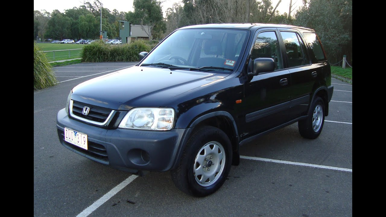 2000 honda cr v crv cr v 4x4 4 x 4 for sale on ebay youtube