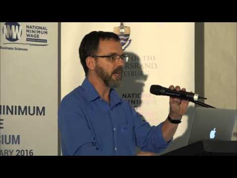 Neil Coleman - Designing the National Minimum Wage to Transform the Wage Structure