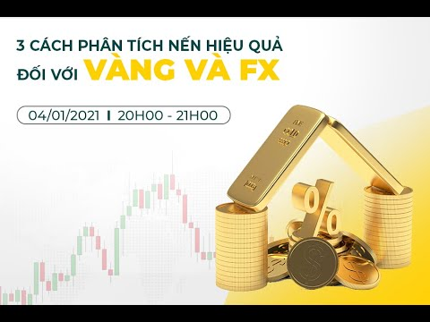 [ASX Markets] 3 Cách Phân Tích Nến Hiệu Quả Đối Với Vàng Và FX