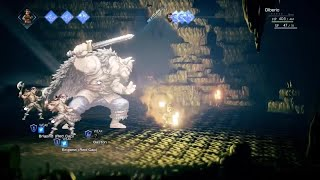 Octopath Traveler Gameplay Demo - E3 Live 2018