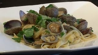How To Cook Linguine Vongole : Pasta Recipes