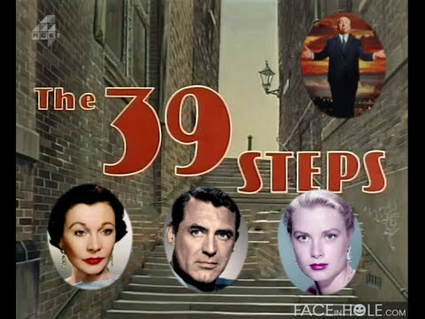 39 steps film 1959 locations