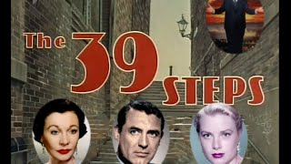 THE 39 STEPS(1955) Starring Vivien Leigh*Cary Grant*Grace Kelly