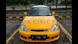 Review Mobil Honda Civic Ferio