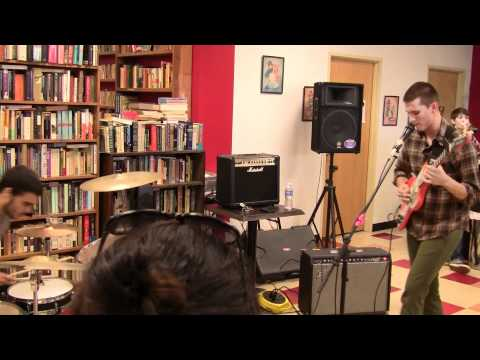 Month Mind play Record Store Day @ Mojo Books And Music Tampa 4/21/12
