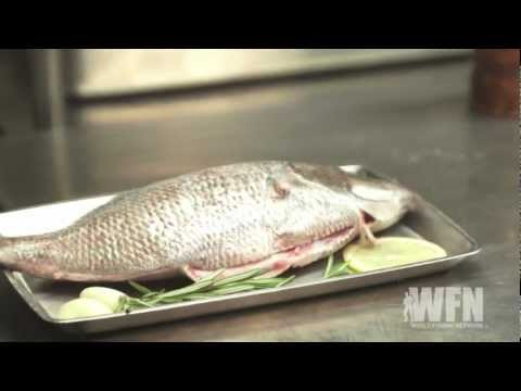 Grilled Porgy With Salsa Verde Recipe