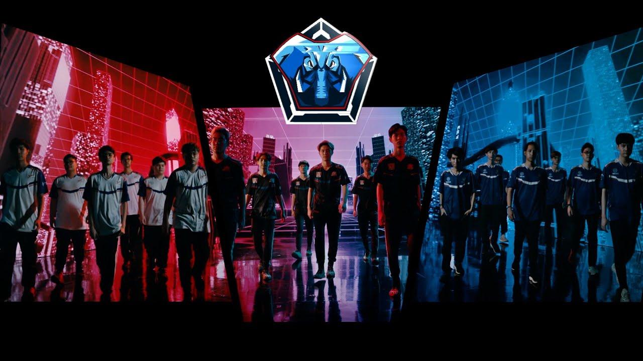 AWC 2021 Thailand Team Trailer - Garena AOV (Arena of Valor)