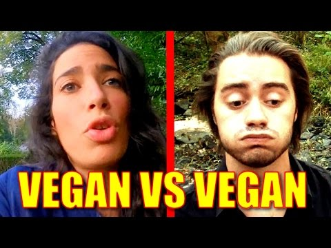 """MA REPONSE A UNE """"VEGAN EXTREMISTE"""""""