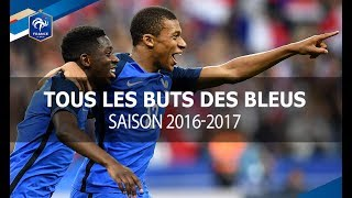 Tous les buts des Bleus, saison 2016-2017 !