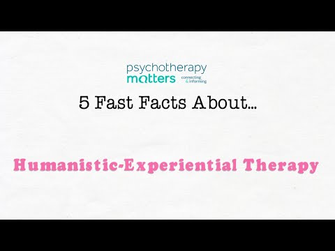 experiential family therapy Introduction experiential therapy emerged from the humanistic wing of psychology that was focussed on the immediate, here-and-now experience, which was most popular in the 1960's and 70's.