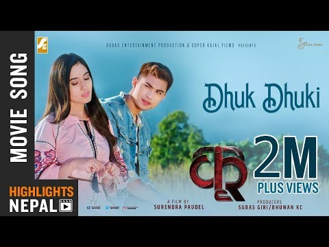 Dhuk Dhuki | New Nepali Movie KRI Song 2018 | Ft. Anmol KC, Aditi Budhathoki