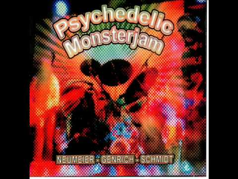 Mani Neumeier & Ax Genrich & Dave Schmidt - Psychedelic Monsterjam.( Full Album )wmv
