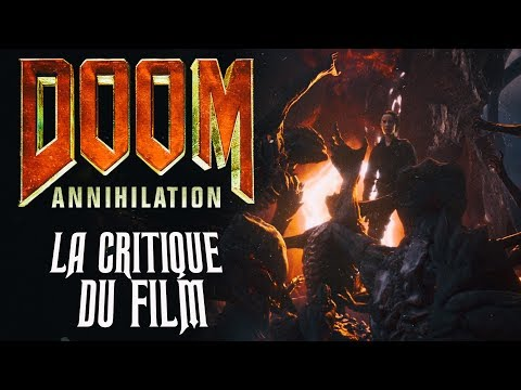 Doom Annihilation : La Critique Du Film