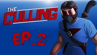 The Culling - Ep. 2 (Team Survival With Bryce) Full Match! Close Ending
