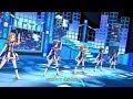 「デレステ」Nation Blue (Game ver.) 松本沙理奈、川島瑞樹、荒木比奈、上条春菜、佐々木千枝 Blue Napoleon