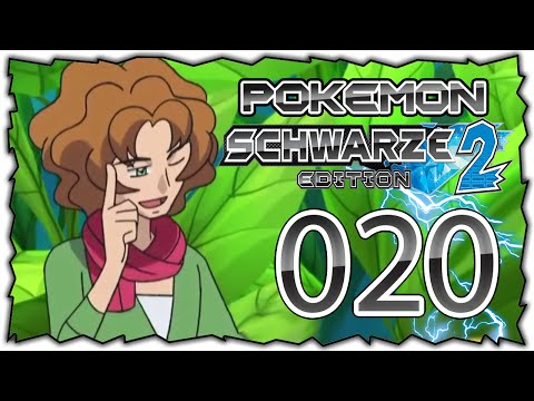 Auf in die ARENA!   Pokémon Schwarz 2 #020 (Nuzlocke)