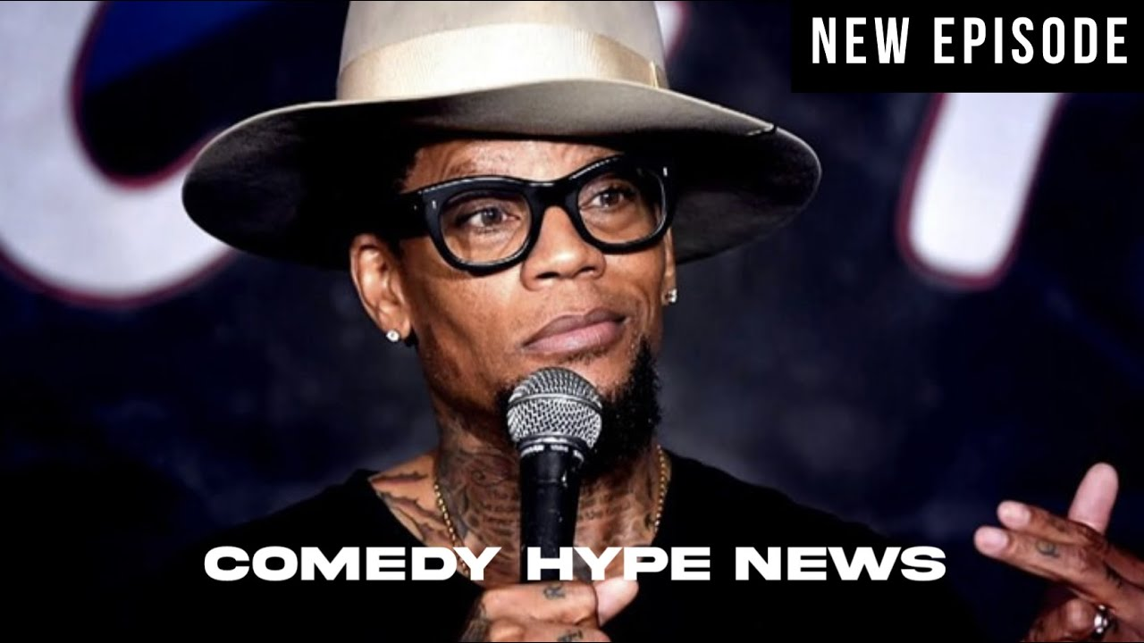 Full Episode: Reaction To DL Hughley Falling Out, Should Comedy Clubs Re-Open? | CH News Show