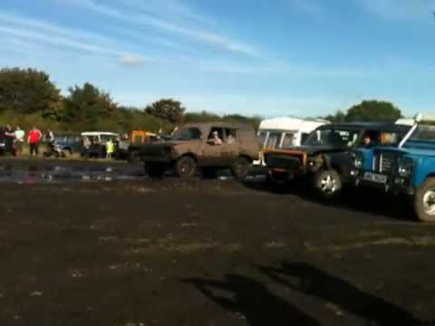 Caravan Club Land Rover Style 2 Youtube