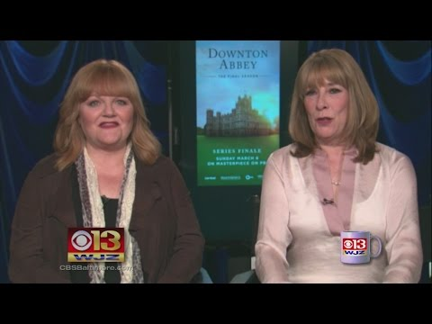Coffee With: Lesley Nicol and Phyllis Logan