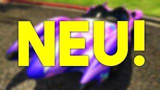 NEUES AUTO, NEUER GEGNERMODUS & MEHR! | GTA 5 Online News