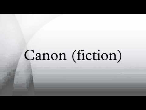 Canon (fiction)