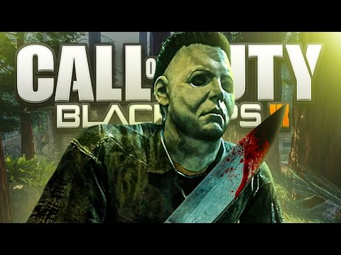 MICHAEL MYERS CUSTOM BLACK OPS 3 GAME MODE  BO3 MIKE MYERS
