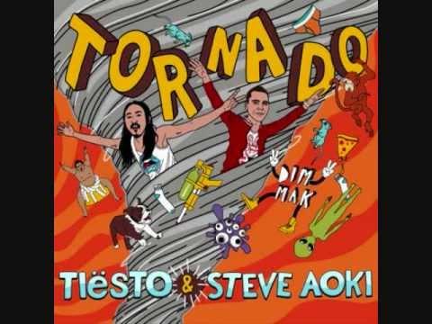 Steve Aoki Feat Tiesto - Tornado ( Original Mix ) Download Link