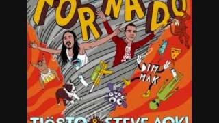 Steve Aoki Feat Tiesto - Tornado ( Original Mix ) Download Link