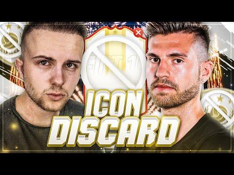 FIFA 19: EXTREMES ICON DISCARD Fut Draft Battle 😱😓 vs TisiSchubech 🔥