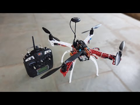 How to make Quadcopter | Drone | APM 2.8 GPS