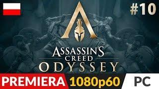 ASSASSIN'S CREED ODYSSEY PL  #10 (odc.10)  W przebraniu   Gameplay po polsku