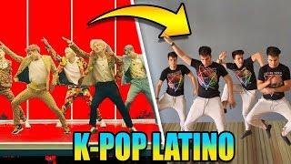 IMITO LOS BAILES DE K-POP *Dificultad Máxima*
