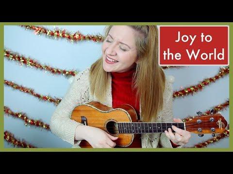 Joy To The World - Ukulele Cover