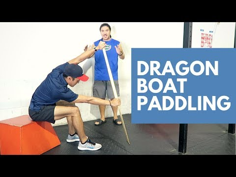 How to Get Started Dragon Boat Paddling