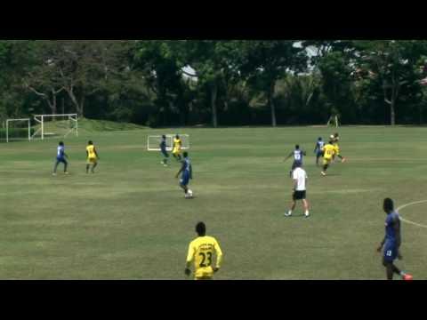 Africa Team Practice Game April 2016