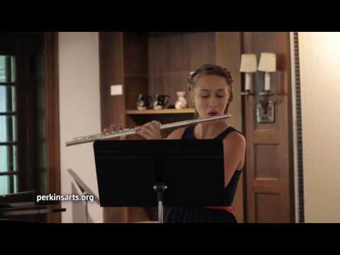 Perkins Center Conservatory of Music Flute web Episode 3