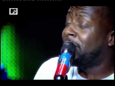 Wyclef Jean at Afrika Music Awards Live part 1