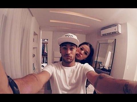 Neymar rompe con su novia Bruna