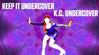 Just Dance Disney | Keep it undercover - K.C. Undercover (Zendaya) | Fanmade Mashup