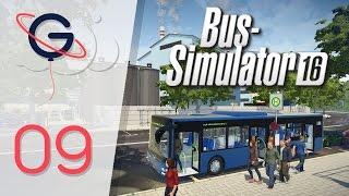 [❰❰ REPLAY] Bus Simulator 16 FR #9 : Objectif Accordéon !
