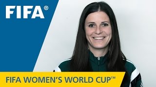 Referees at the FIFA Women's World Cup Canada 2015™: KATALIN ANNA KULCSÁR