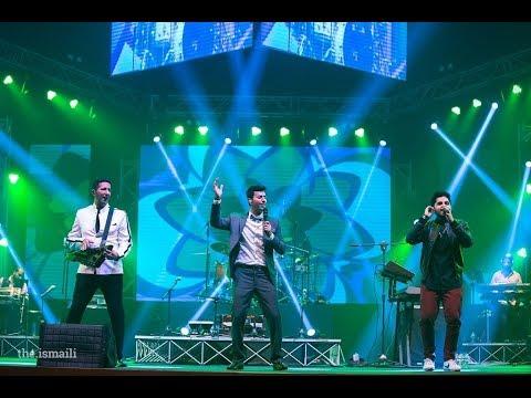 Jubilee concerts Dhaka -April 2018 rehearsal