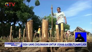 Tak Seperti yang Lain, Tono Tetap Jadi Petani dan Uang Ganti Rugi Dibelikan Lahan Baru - BIS 22/02