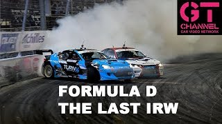 video thumbnail of The Last Drifting Event In IRWINDALE - Dai Yoshihara Formula D Final