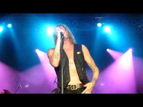 Rocklahoma 2011 - Sebastian Bach - I'm Alive