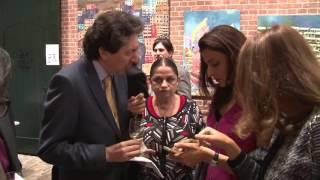 Bangladesh Embassy The Hague at Art Exhibition